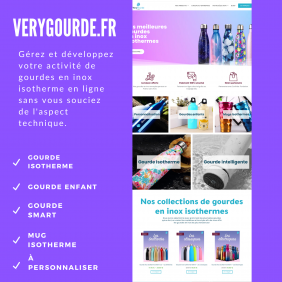 Site e-commerce Verygourde